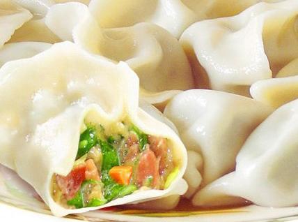 花样水饺的做法大全