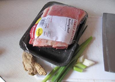 土豆烧牛肉的做法 最正宗的做法(图解)