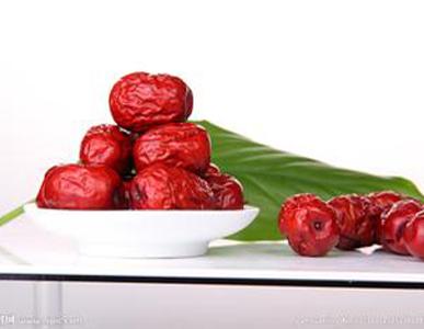 红枣搭葱=消化不良 吃红枣的饮食禁忌