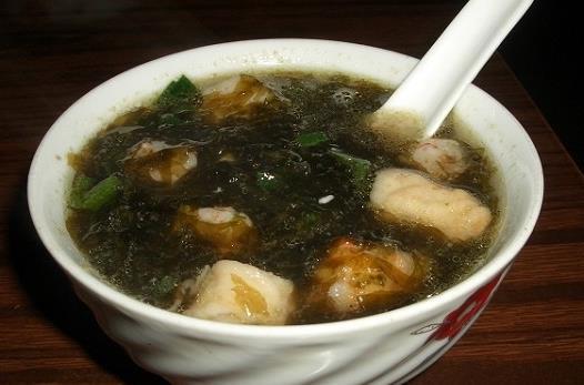 紫菜豆腐汤补钙还退烧 紫菜豆腐汤怎么做