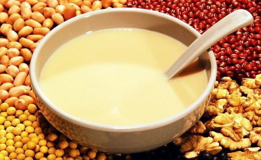 豆浆的4种新吃法 美味又健康