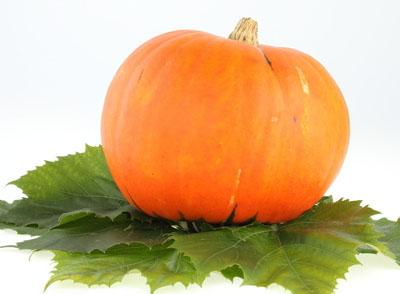 秋天吃南瓜身体好