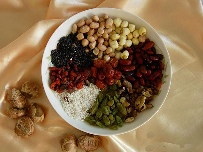 腊八粥里放什么最养生 六种传统必放的养生食材