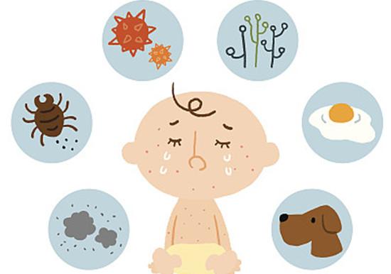 春天是儿童过敏高发季节 家长们要如何预防儿童春季过敏呢