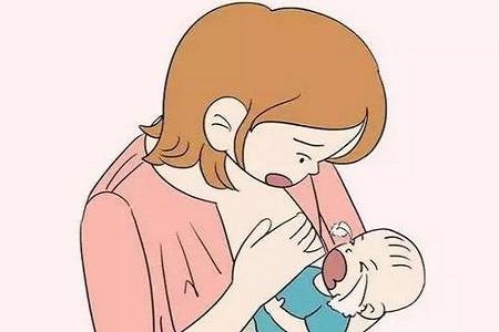 喂奶的时候被咬破乳头怎么办