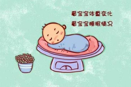 判断新生宝宝喂饱的依据是什么?