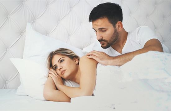 女人性欲低下减退是什么原因 性生活不和谐易导致夫妻感情