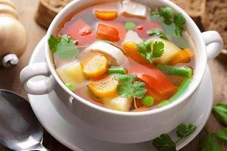 春季喝汤最滋补,四大喝汤原则很保健