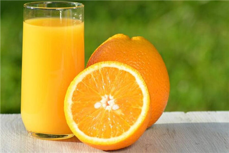 孕妇喝橙汁