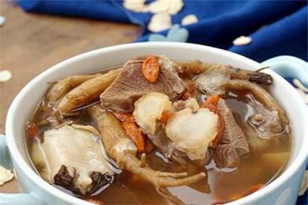 西洋参羊肉汤