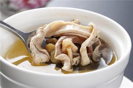 猪肚胡椒汤