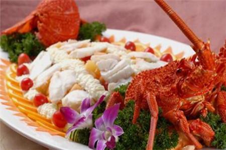 清蒸澳洲龙虾