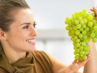 秋季葡萄减肥法 秋天吃葡萄正是享瘦好时节