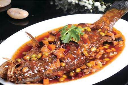 孕妇能吃鲈鱼吗,红烧海鲈鱼的做法