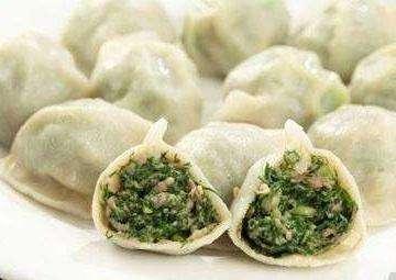 三种茴香饺子馅的做法
