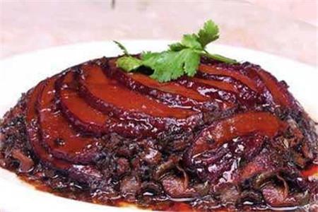 三款常见的蒸肉做法
